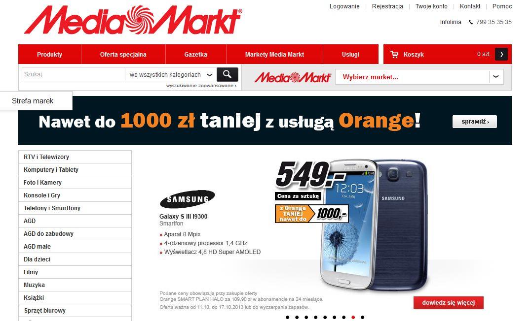 Użyteczność polskich sklepów internetowych – raport z 2013 roku