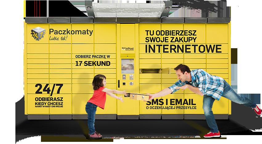 Allegro.pl wzbogaca się o opcję dostawy do Paczkomatów InPost