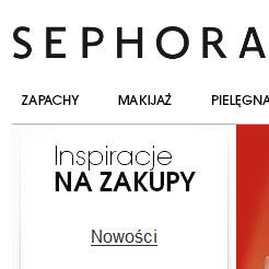 Polski sklep internetowy Sephora już online