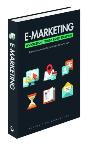 """""""E-marketing. Współczesne trendy. Pakiet startowy."""" – recenzja książki"""